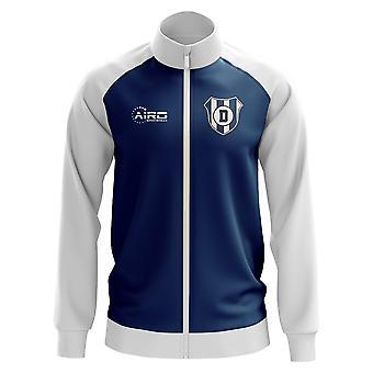 Dundee Concept Football Track Jacket (Navy)