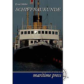Schiffbaukunde by Mller & Ernst