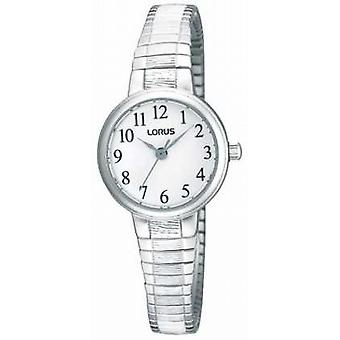 Lorus Ladies' Steel Expander Bracelet RRS43TX9 Watch