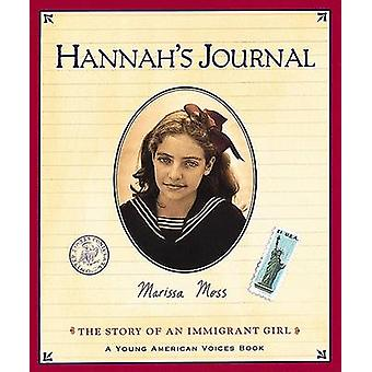 Hannah's Journal - The Story of an Immigrant Girl by Marissa Moss - 97