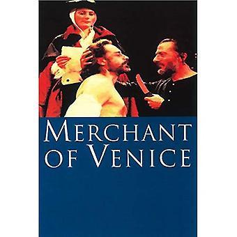 Köpmannen i Venedig (nya Longman Shakespeare-serien)