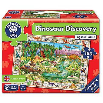 Frutteto giocattoli Dinosaur Discovery Jigsaw Puzzle