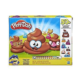 Play-Doh Gioca Troop Doh Poop