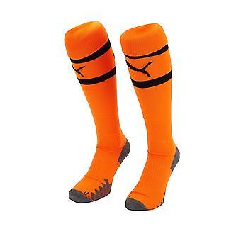 2019-2020 Valencia Away Puma Socks (Orange)