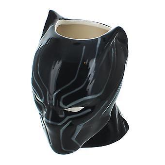 Molded Mug - Marvel - Black Panther Sculpted New mcmg-cw-bp