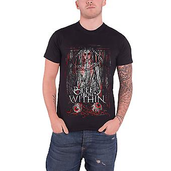 Bleed From Within Bride Official Mens New Black T Shirt