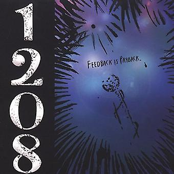 1208 - Feedback Is Payback [CD] USA import