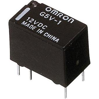 PCB relays 24 Vdc 1 A 1 change-over Omron G5V-1 24