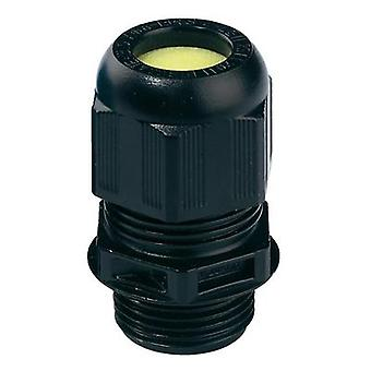 Cable gland ATEX M16 Black (RAL 9005) Wiska ESKE-e M16 1 pc(s)