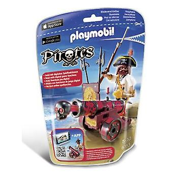 Playmobil 6163 Interactive Canyon Red with Bucanero
