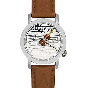 Akteo Violon Strad (1) (Fashion accesories , Watches , Analog)