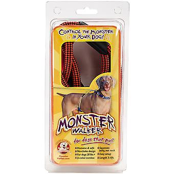 Monster Walker 20lbs+-Red/Black F3501