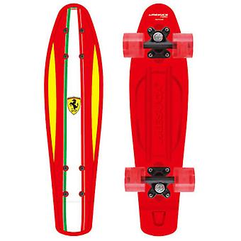 Ferrari Teen Skateboard 56 Cm (Outdoor , On Wheels , Skateboards)