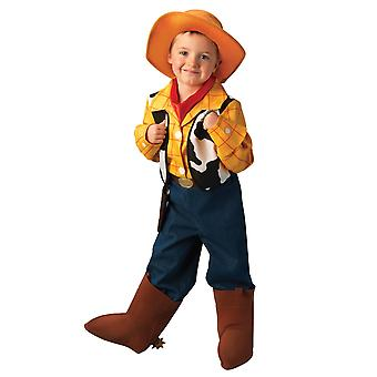 Costume di Woody Toy Story Disney Platinum Cowboy Boys
