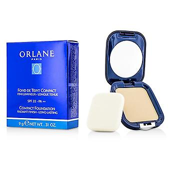 Orlane kompakt Foundation SPF22 (Raidant Finish/lang varig) - #01 Diaphane 9g/0.31 oz