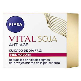 Nivea Vital Soja Anti-Age Day Cream (Cosmetics , Facial , Creams with treatment)