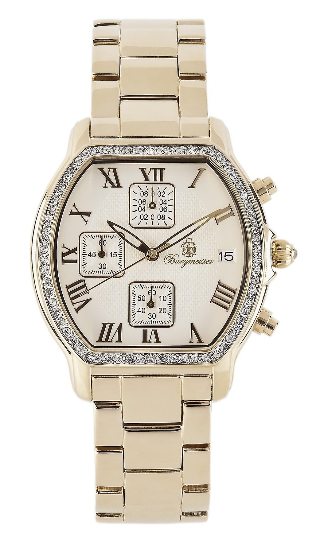 Burgmeister Los Angeles Ladies Chronograph BM507-219