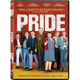 Pride [DVD] USA import