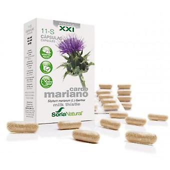 Soria Natural Milk Thistle 30 Capsules