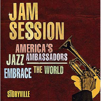 Jam Session - Jam Session [CD] USA importerer