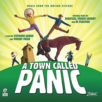 Town Called panik: Musik från Motion Picture - Town kallas panik: musik från Motion Picture [CD] USA import