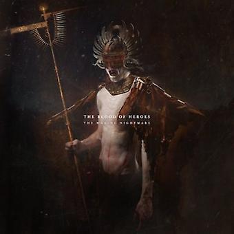 Blood of Heroes - vågne mareridt [CD] USA import