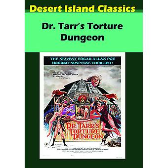 Dr Tarr's Torture Dungeon [DVD] USA import