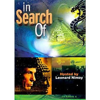 In Search of: Season 4 [DVD] USA import