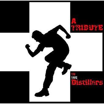 Tribute to Distillers - Tribute to Distillers [CD] USA import