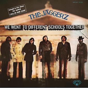 Jaggerz - vi gick till olika skolor tillsammans [CD] USA import
