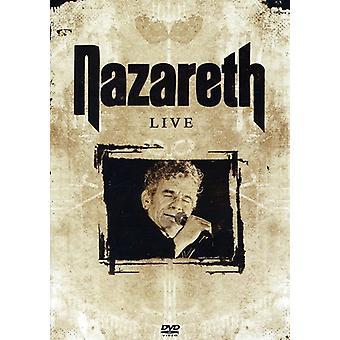 Nazareth - Nazareth-Live [DVD] USA importerer