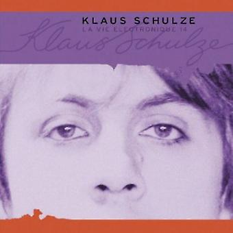 Klaus Schulze - Klaus Schulze: Vol. 14-La Vie Electronique [CD] USA import