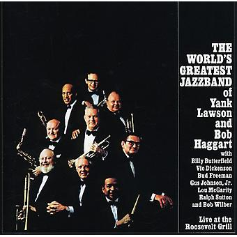 Worlds Greatest Jazz Band - Live at the Roosevelt Grill [CD] USA import