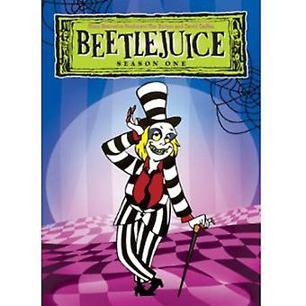 Beetlejuice: Season 1 [DVD] USA import