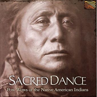 Pow Wows of the Native American Indians - Sacred Dance [CD] USA import