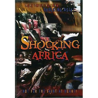 Chokerende Afrika [DVD] USA import