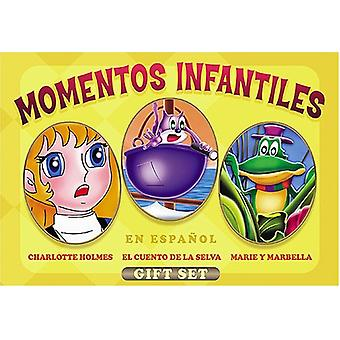Momentos Infantiles Giftset [DVD] USA importerer