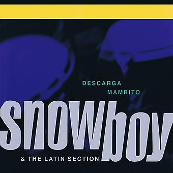 Snowboy & Latijn sectie - Descarga Mambito [CD] USA import