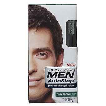 Just For Men Just For Men AutoStop Foolproof Haircolour Dark Brown (A45)