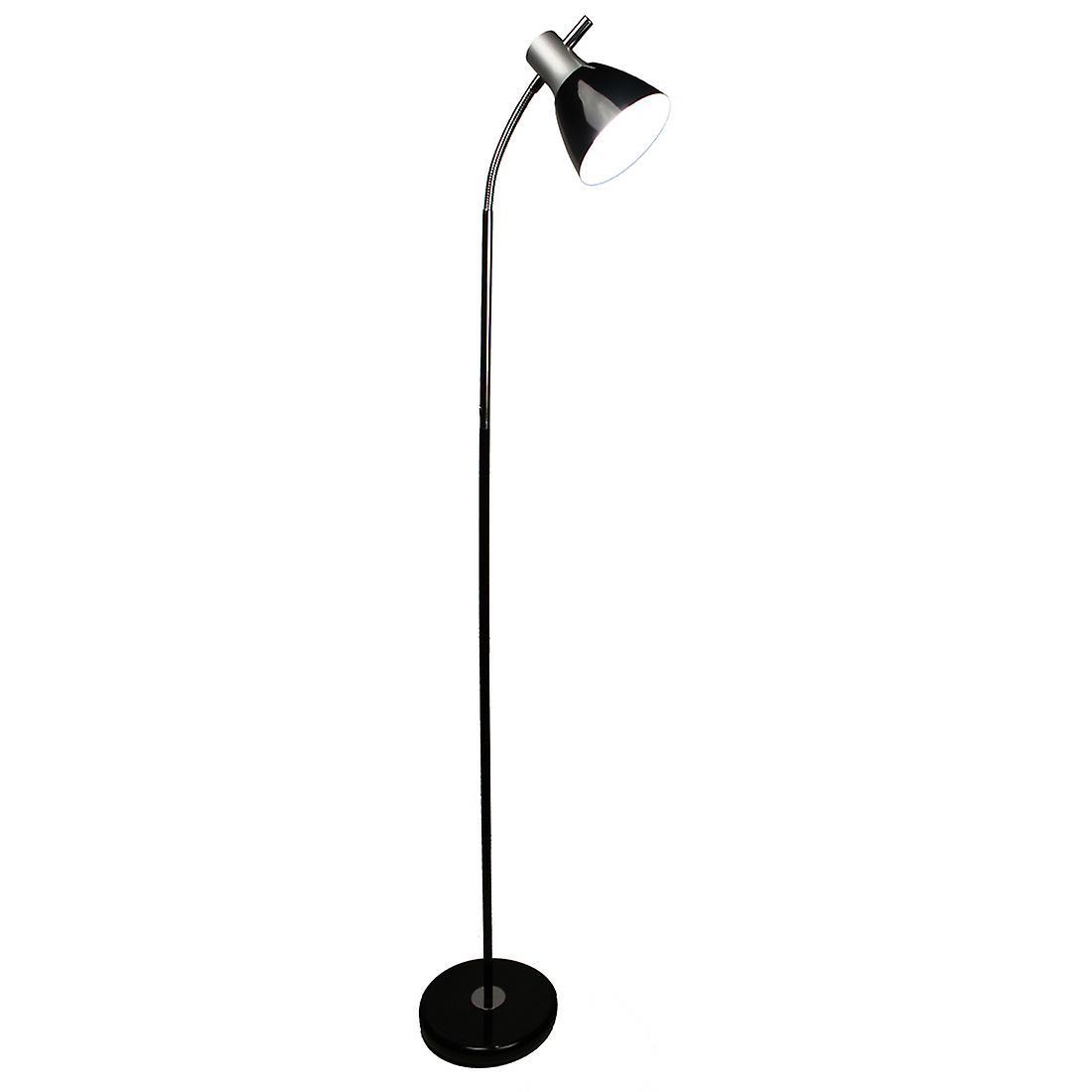 High Vision LED Reading Light - Black Floor (inc. 8W bulb)