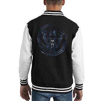 Alieni Varsity Jacket di Regina Kid