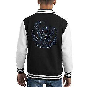 Außerirdische Königin Kid Varsity Jacket