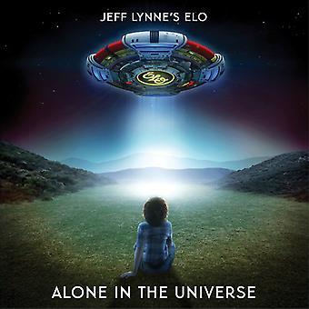 Elo (Electric Light Orchestra) - Jeff Lynne's Elo: ensam i universum [CD] USA import