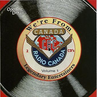 Vi er fra Canada - vi er fra Canada [CD] USA import