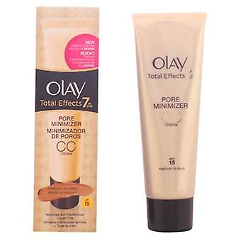 Olay Total Ef 7 Poros Dark Cc (Woman , Makeup , Face , CC Creams)
