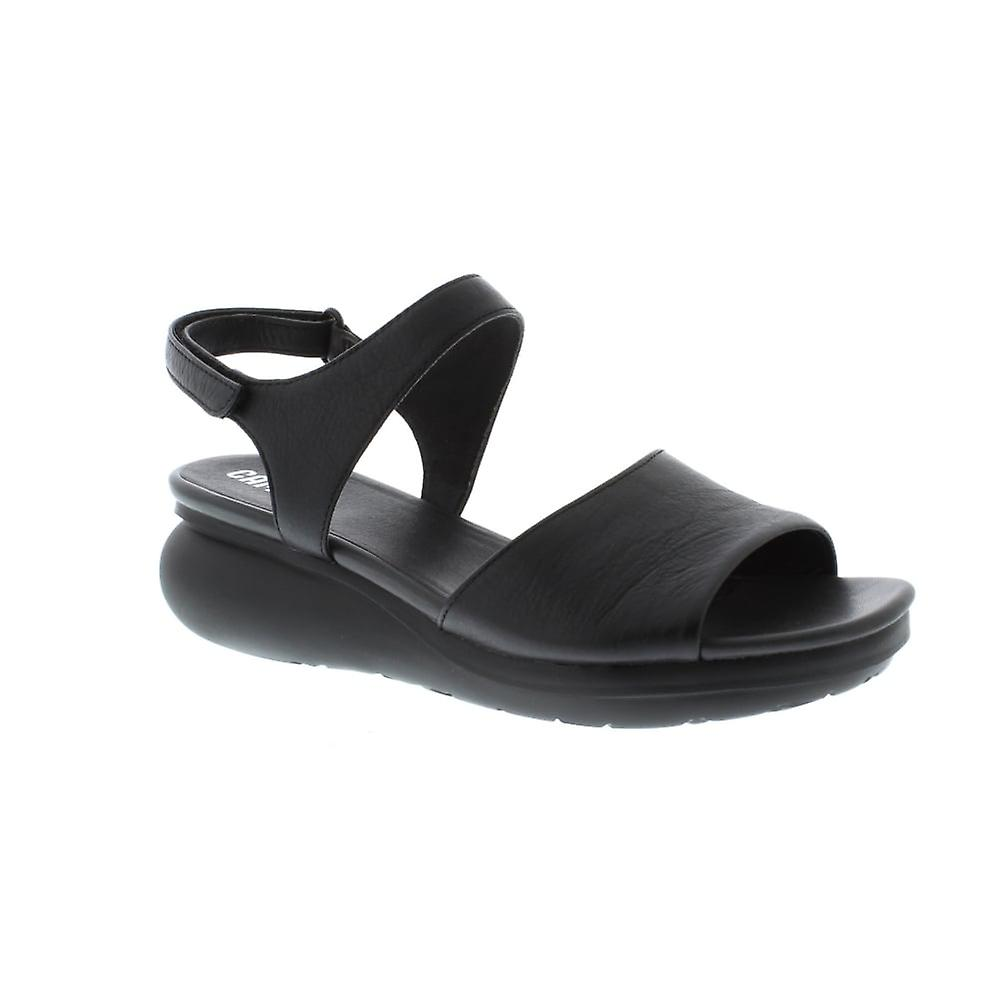 Camper Balloon 200301 - 001 Black (Leather) Womens Sandals