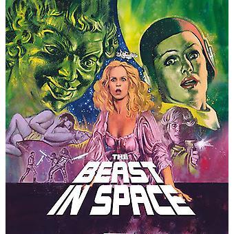 Brescia*Alfonso - Beast in Space / O.S.T. [Vinyl] USA import