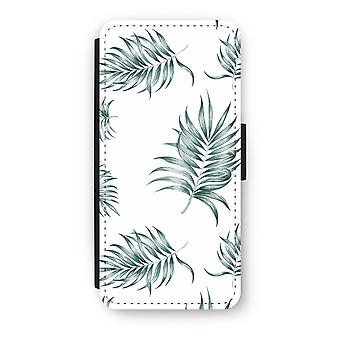 iPhone 5c Flip Case - Simple leaves