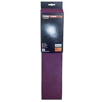 Sandpaper belt Grit size 100 (L x W) 915 mm x 100 mm