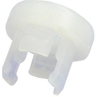 LED socket Polyamide 6.6 Suitable for LED 5 mm Snap-in fixing Ri